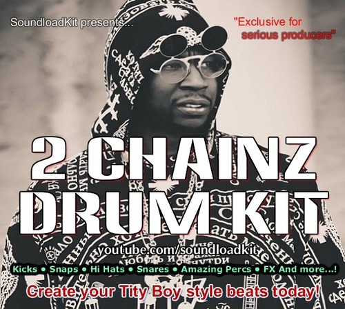 Product picture 2 Chainz Drum Kit