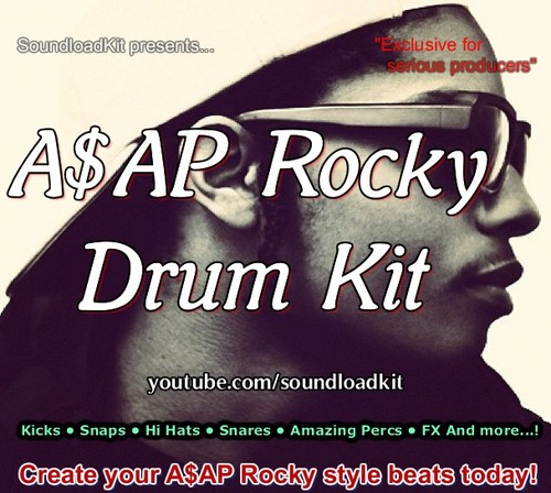Product picture ASAP Rocky Drum Kit